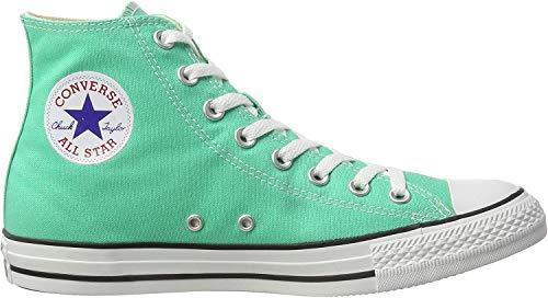 Converse Herren Ctas Hi Sneakers, Grün (Menta), 38 EU