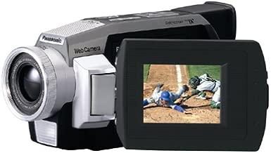 Panasonic PVDV102 MiniDV Multicam Digital Camcorder w/ 2.5