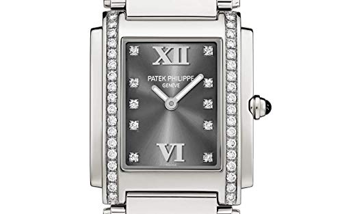 Patek Philippe Twenty4 Stainless Steel 4910-10A-010with Eternal Gray dial