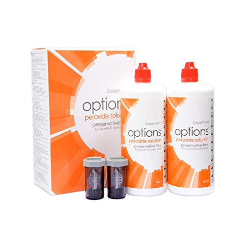 Options peroxide solutions