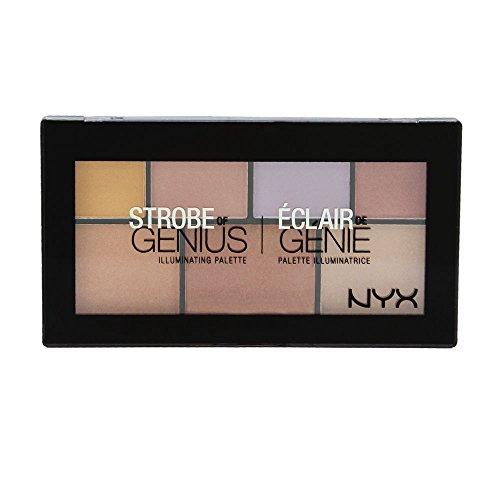 NYX Strobe der Genius Illuminating Palette (STGP01)