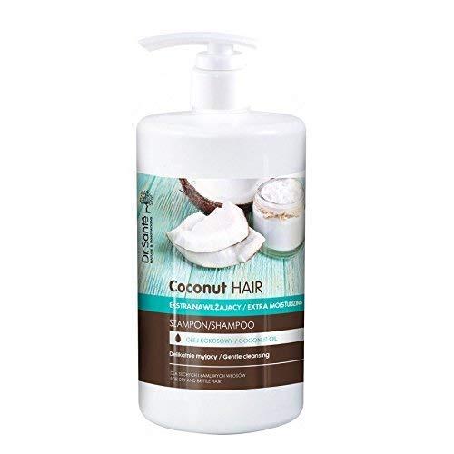 Dr Sante - Champú Extra Hidratante de Aceite de Coco para Pelo...