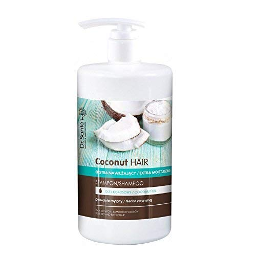 Dr Sante - Champú Extra Hidratante de Aceite de Coco para P