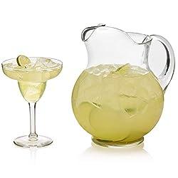 Libbey Cancun Margarita 7-Piece Glassware Set