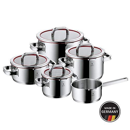 WMF Function 4: Batería de Cocina Cromargan