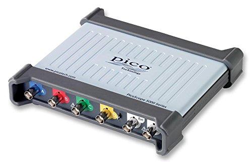 Pico Technology PicoScope 5443B PC Oszilloskop 4 Kanäle, 8/12/14/15/16 bit, mit FG/AWG, 100 MHz