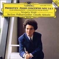 プロコフィエフ:ピアノ協奏曲第1番&第3番