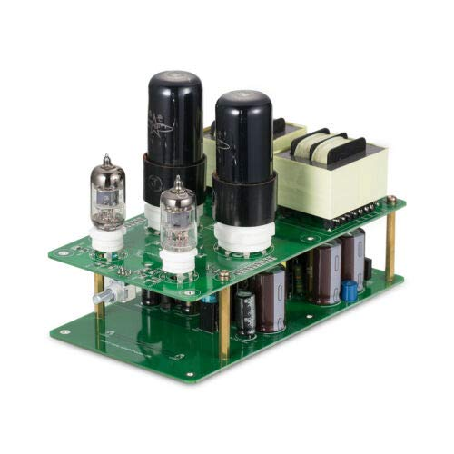 Nobsound HiFi 6P6P Vacuum Tube Amplifier Stereo Single-Ended Desktop 3W×2 Audio Power Amp Module DIY (Without Shell)