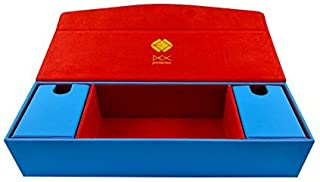 Dex Protection Game Chest Deck Box Blue - Holds 360 sleeved cards