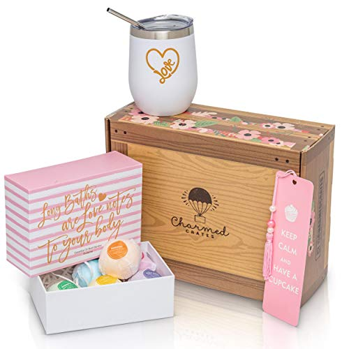 I Love You Care Package - Love Theme Birthday Gift Boxes For...