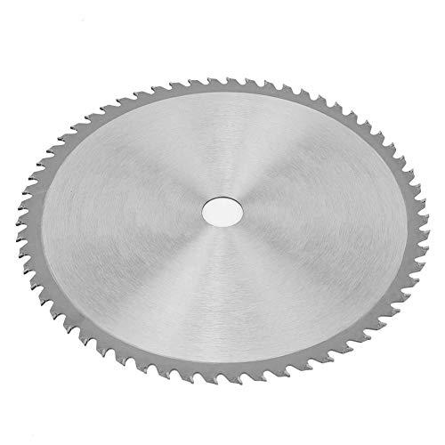 Hoja de Corte para Cortar Aluminio Latón Cobre Plástico 60T Diámetro 2 mm Aleación de Espesor