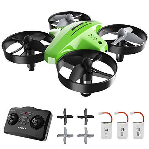 ATOYX Mini Drone, AT-66C RC Drone Niños 3D...