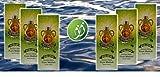 6 Bottles - 16.9Fl.Oz. of Jar Zamzam Water - from Mekkah Saudi Arabia - ماء زمزم من مكة المكرمة 6 عبوات