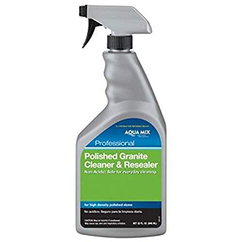 Custom BLDG Products AMGCRQT Granite Cleaner