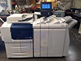 Refurbished Xerox D125 Monochrome Digital Production Printer – up to 125 ppm, Copy, Print, Scan, Integrated...