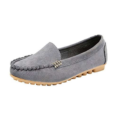 Lurryly (Gray, 7.5 M US) Slip On Shoes for Women, Platform Sandals, Mens Tennis Shoes, Gold Sandals for Women, Winter Boots for Women