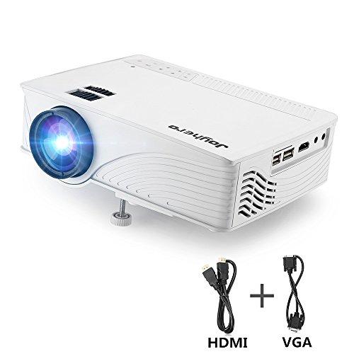 Mini Vidéoprojecteur 2000 Lumens HD 1080P Joyhero LED LCD Multimédia...