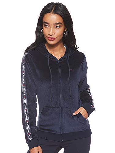 Tommy Hilfiger W hooded zipper