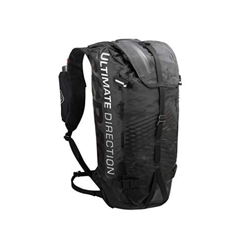 Ultimate Direction Scram Multisport Mountain Backpack, Charcoal, Medium/Large