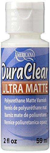 DecoArt Americana DuraClear Varnishes, 2-Ounce, Ultra Matte