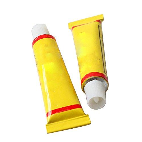 Humefor 2 stks Fiets Lijm Rubber Binnenbuis Reparatie Punctie Koude patch Fiets Sealant