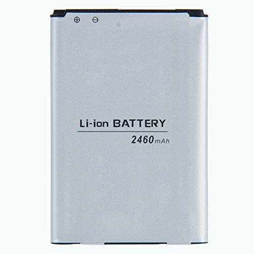 3.8V 2460mAh Backup Rechargeable Li-ion Battery for LG Enact Lucid 2 Optimus F3 LS720 MS659 P710 P715 BL-59JH