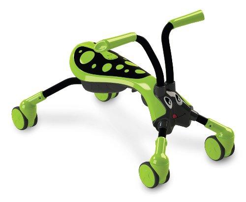 Mookie 8512 Scramble Bug Kinder Roller, grün