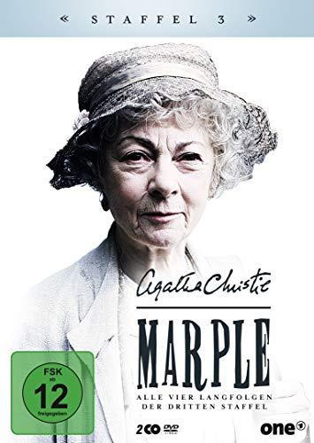Agatha Christie: Marple - Staffel 3 [2 DVDs]