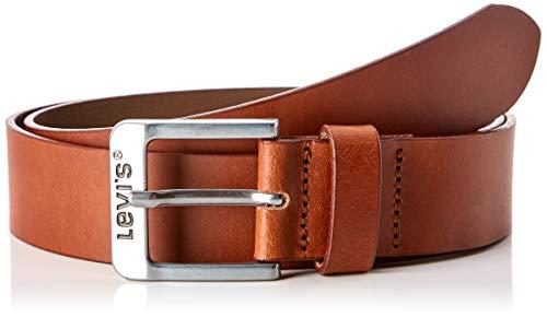 LEVIS FOOTWEAR AND ACCESSORIES Herren FREE Gürtel, Braun (Medium Brown 28), 110
