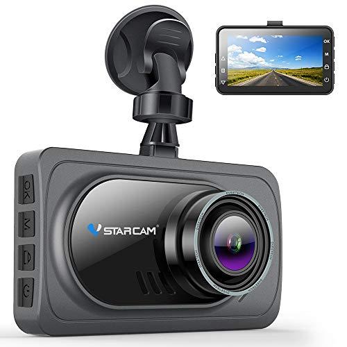 VStarcam Dash Cam 1080P Dash Camera for Cars,Super Wide...