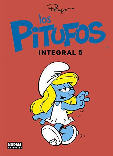 LOS PITUFOS. INTEGRAL 05: Integral 5