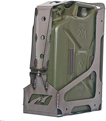 New York Mall Motobilt Jerry CAN Holder Universal Outlet ☆ Free Shipping Included NOT