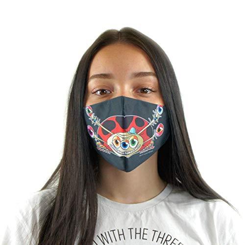 Premium Mundschutz-Maske - Atemschutz - waschbar und wiederverwendbar - BUCKLEY