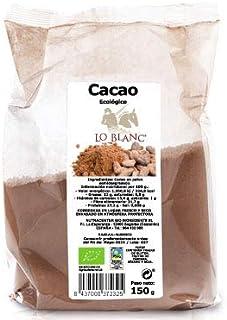 Cacao ecológico en polvo LO BLANC - 150 G