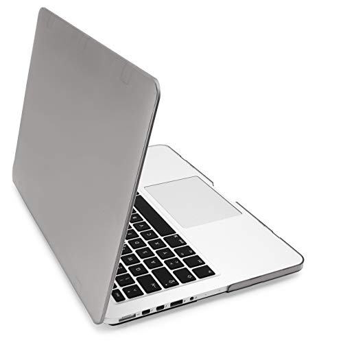 MyGadget Hülle Crystal Clear für Apple MacBook Pro Retina 13