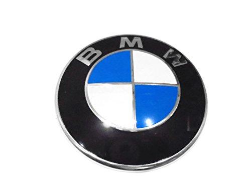 BMW vorne Emblem Motorhaube Badge Kapuze 82mm F10F11F075Serie GT F12F136Serie M5M6