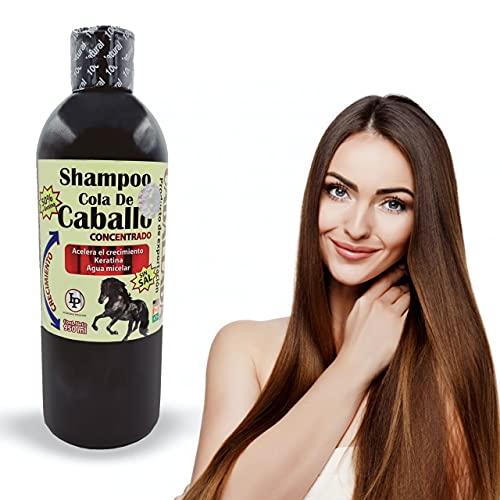 Shampoos Rapunzel marca incredible
