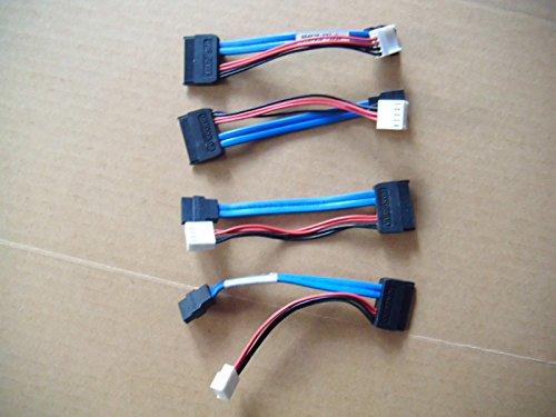 HP DC7900 Stecker Elite 8000 8200 8300 6005 800 USDT Sata Optisches Laufwerk Stromkabel Slimline 464530 001 002 594656 499201 605163 4 units