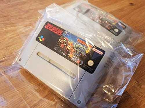 3er Spiele Set: Donkey Kong Country Teil 1 + 2 + 3 (SNES Super Nintendo, PAL, deutsch)