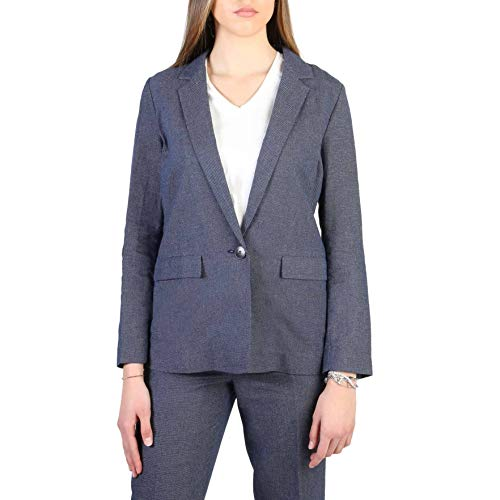 Armani Jeans - Chaqueta Mujer, 42, Fantasia Blu