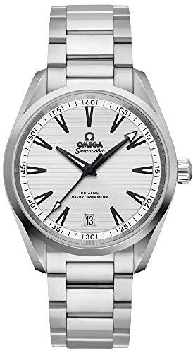 Omega Seamaster Aqua Terra automatico orologio cronometro 220.10.38.20.02.001