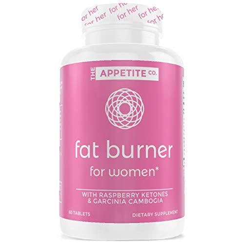 Appetite Suppressant   Weight Loss Pills for Women   Fat Burner for Women   Boost Energy & Metabolic Rate   Keto Pills   Carb Blocker   60 Count