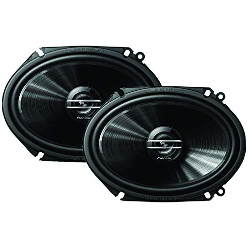 "Pioneer TS-G6820S 6x8"" Coaxial Speaker System"