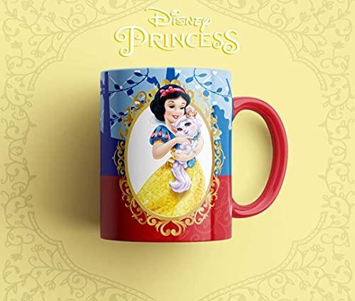 Taza Princesa Blancanieves
