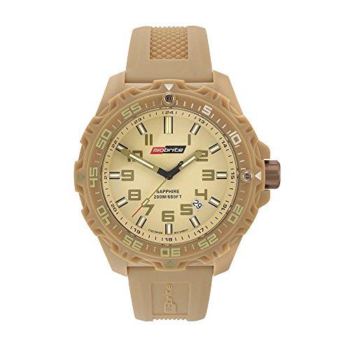 Isobrite ISO305 Valor Series Tan T100 Tritium Watch