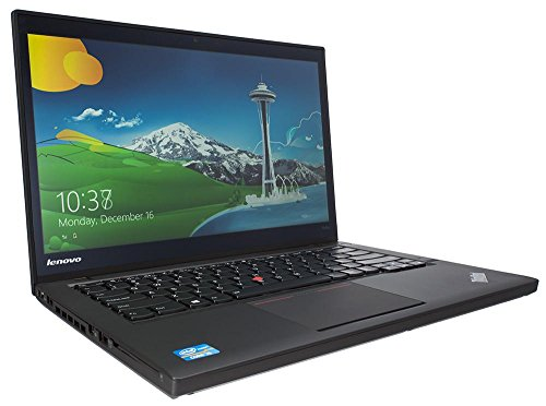 Premium Lenovo Thinkpad T440S 14 Inch HD+ Business Laptop (Intel Core i5-4300U up to 2.9GHz, 8GB DDR3 RAM, 240GB SSD, USB, Windows 10 Pro) (Renewed)
