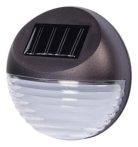 4 x LED-spots licht hekverlichting zonnelamp wandlamp buitenverlichting