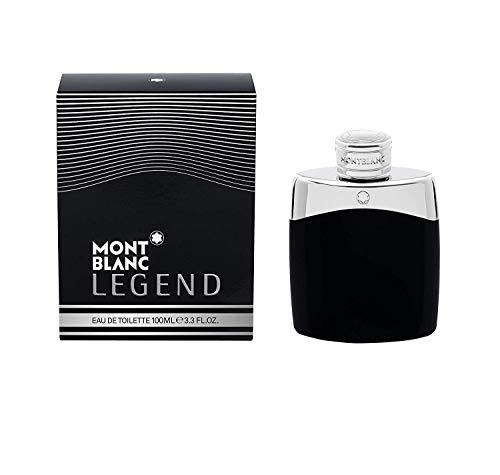 MONTBLANC Legend – Eau de Toilette, 3.3 Fl Oz