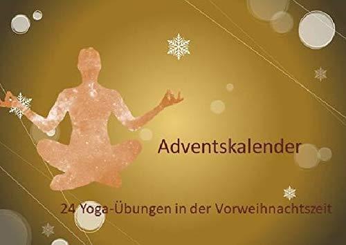 Adventskalender - 24 Yogaübungen