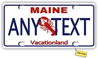 Best vacationland license plate Reviews